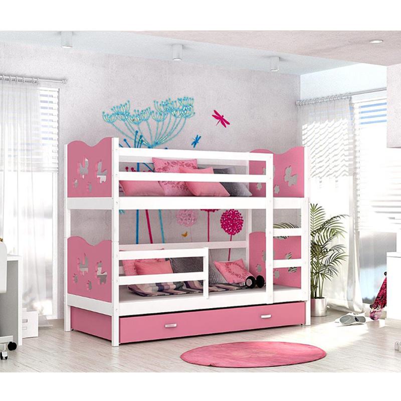 Łóżko piętrowe MAX